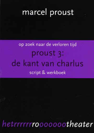 Proust 3: de kant van charlus