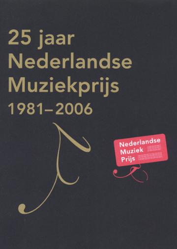 25 jaar Nederlandse Muziekprijs