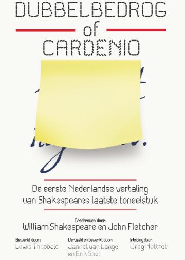 Dubbelbedrog of Cardenio