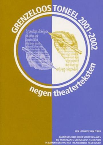 Grenzeloos Toneel 2001-2002