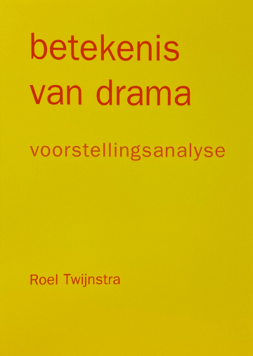 Betekenis van drama
